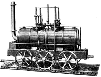 How the Steam Engine Changed the World